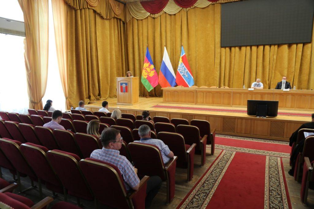 Заседание межведомственной комиссии по вопросам гармонизации межнациональных отношений и профилактике экстремизма