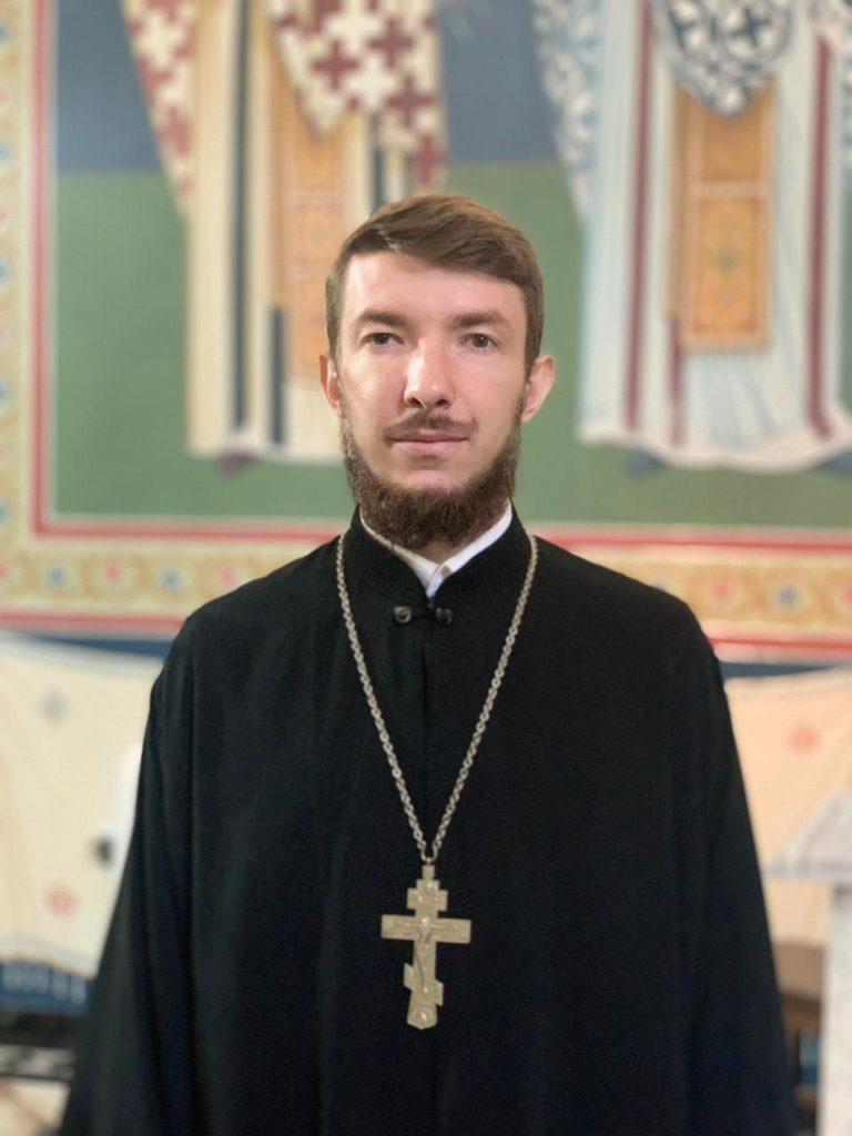 иерей Николай Лихачёв