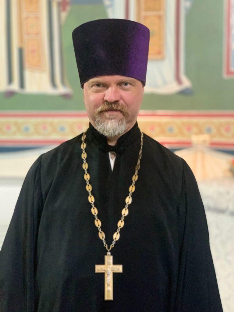 протоиерей Владислав Елисеев